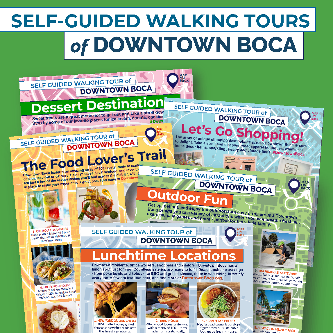 Walking Tours - ALL 10.30.2020