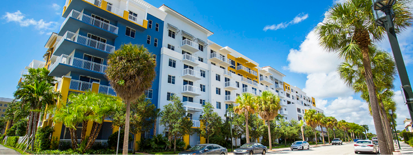 Boca City Walk Residential Property