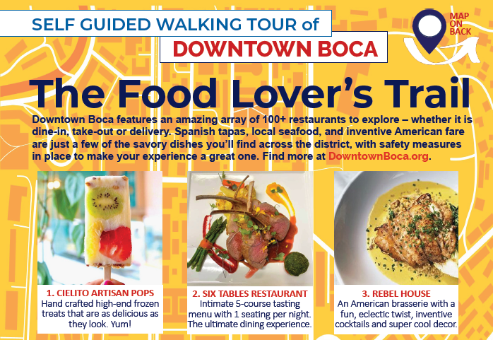 Walking Tour - Food Lover's Trail